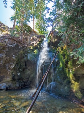 Waterfall-The-Ponds