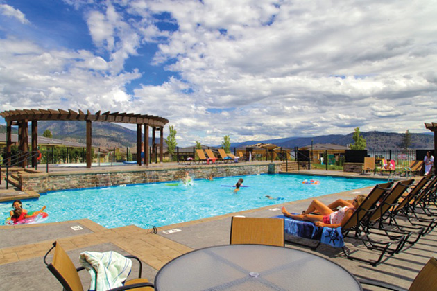 West harbour a sense of community okanagan life magazine for Pool design kelowna