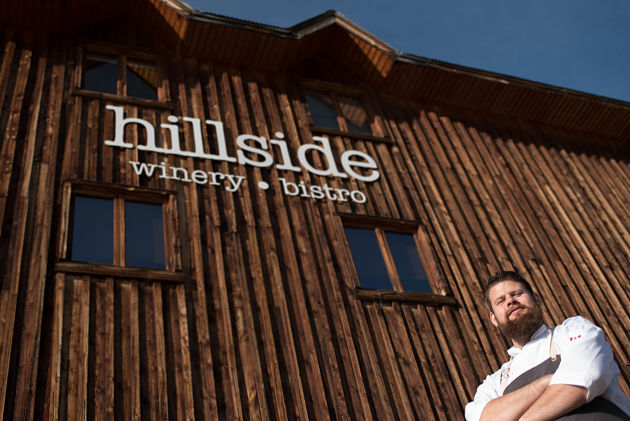 Hillside Winery & Bistro welcomes new executive chef