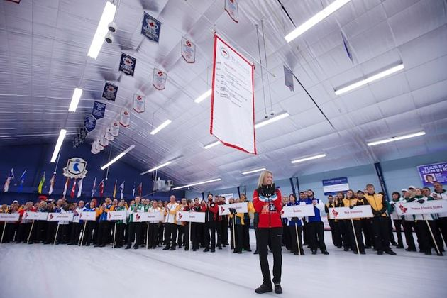 Kelowna to host 2016 Travelers Curling Club Championship