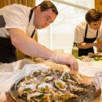 Wine, world champion shucker featured at Osoyoos Oyster Fest