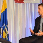 Local soccer star speaks at UBCO