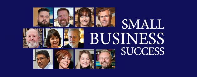 Okanagan small business success