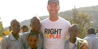 Okanagan prof to promote Right to Play in Rwanda