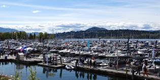 Hundreds of boats draw crowds to Kelowna Yacht Club Boat Show