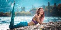 Mermaids spotted in the Okanagan