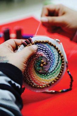 beads-crafts-en'owkin'syilx