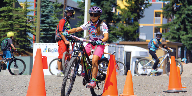Cranked-Kids-Camp-biking-Silver-Star