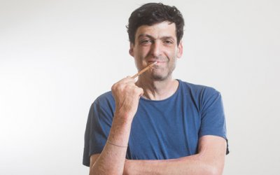 Predictably Irrational: frank talk with author and researcher Dan Ariely
