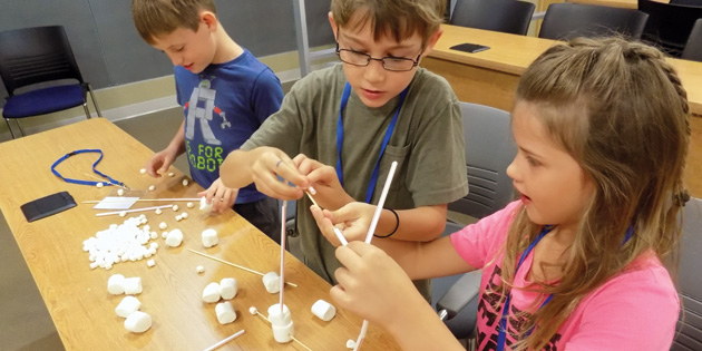 Camp OC keeps kids learning all summer long at Okanagan College