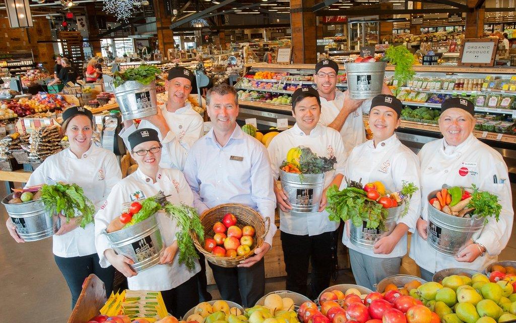 Shopping spree for Okanagan Junior Chefs