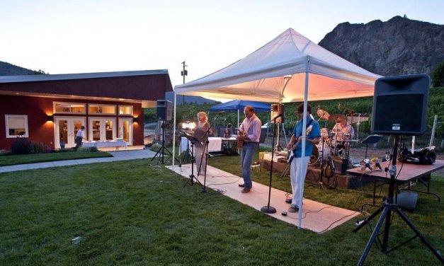 Okanagan Falls: Wine, Tacos & Live Music in the Vineyard