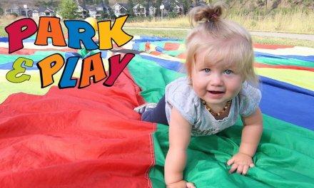 Park & Play at even more Kelowna parks this summer