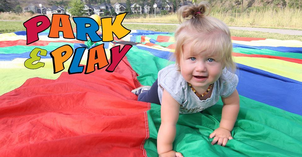 Park & Play at even more Kelowna parks this summer