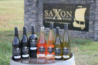 Saxon winemaker's dinner at L'Oven @ L'Oven | West Kelowna | British Columbia | Canada