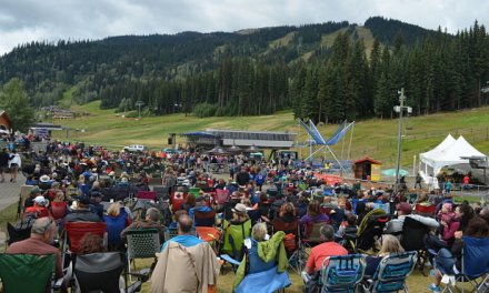 Free Retro Concert Weekend Returns to Sun Peaks