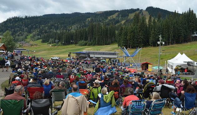 Free Retro Concert Weekend Returns to Sun Peaks