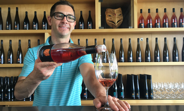 Education uncorks wine industry opportunities