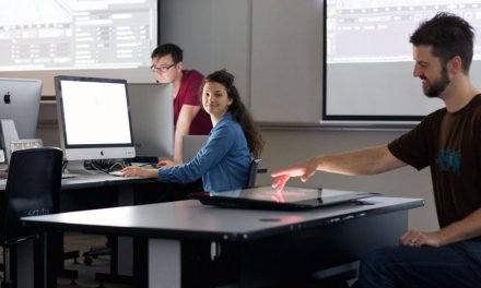 UBC Okanagan media program feeds demand for tech-savvy workers
