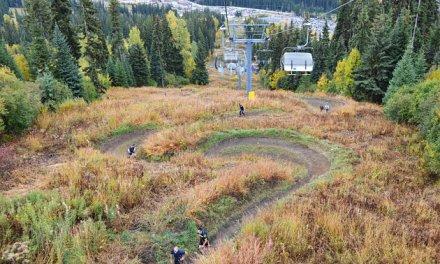 September in Sun Peaks Ripe with Adventure Racing