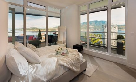 Show suites open for Kelowna's newest high-rise