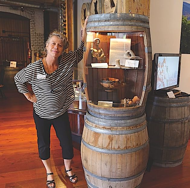 Grape beginnings: BC Wine Museum remastered