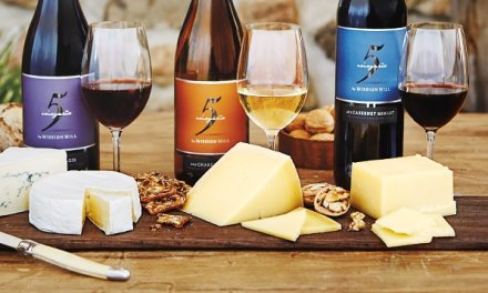 Study shows cheese can make wine taste better