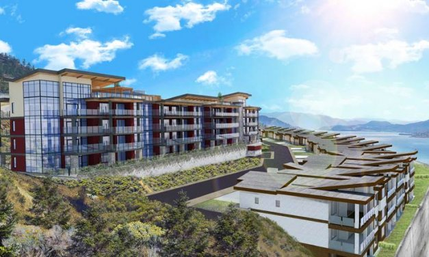 Granite gets green light as City Council approves new panoramic view residences on Kelowna's waterfront