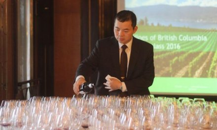 Hong Kong tastings puts BC on wine world map
