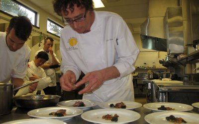 Local chefs compete for BC Gold Medal Plates title