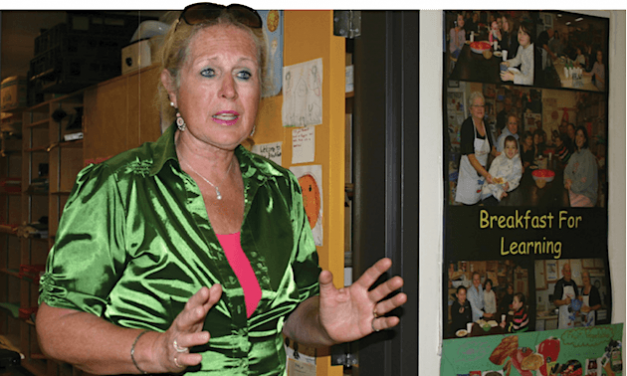 Summerland school club promotes healthy living