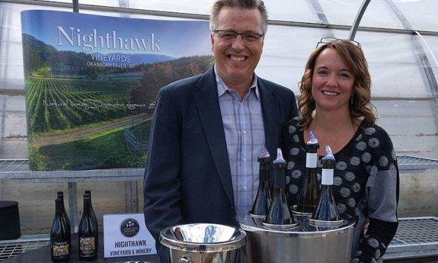 New leadership for Okanagan Wine Festivals Society