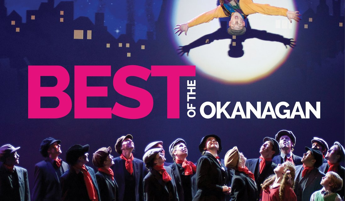 Celebrate Best of the Okanagan 2016