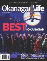 December-2016 Best of the Okanagan