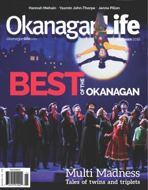 Dec 2016 Okanagan Life – Best of the Okanagan