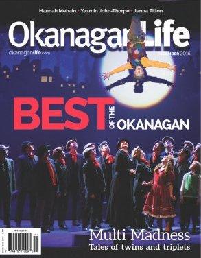 Dec 2016 Okanagan Life – Best of the Okanagan