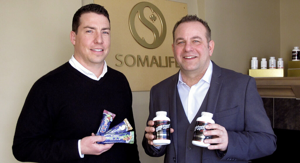 SomaLife Ventures raises $1M from Kelowna investors