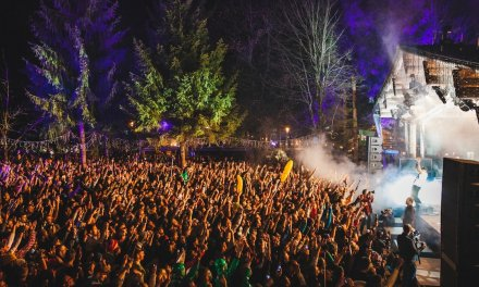 Underground pubs, mountain-high stages: Snowbombing hits Sun Peaks