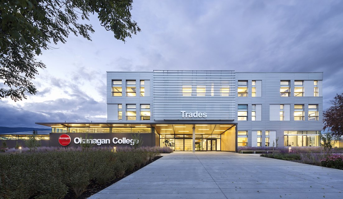 College's green buildings earn gold