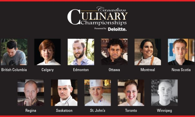 Canadian Chefs arrive in Kelowna for Gold Medal Plates 2017