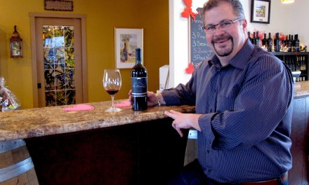 Mt. Boucherie Winery celebrates romance with inspired pairing of wine, chocolate and roses