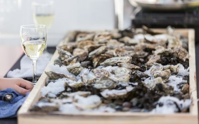 Celebrate Spring at the 2017 Osoyoos Oyster Festival