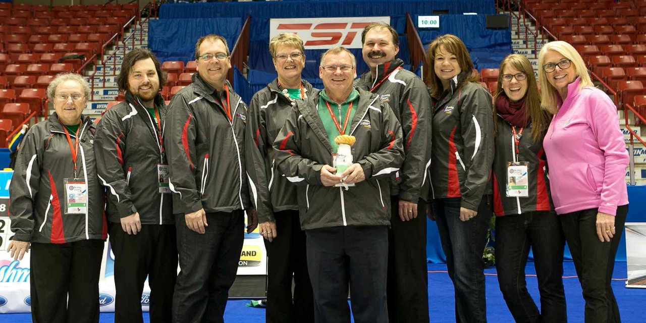 Call for Volunteers for 2018 Scotties Tournament of Hearts
