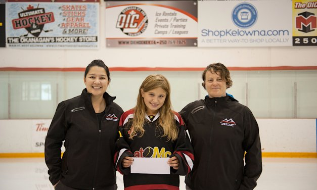 Ultimate female hockey weekend supports dreams of young players