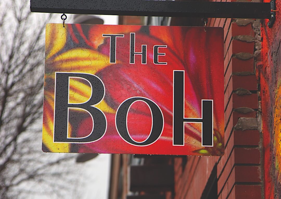 The Boh: Eclectic eating experience