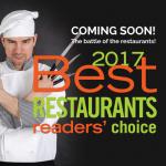 The battle of the restaurants