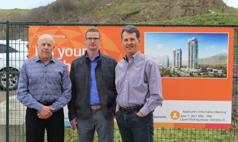 Kelowna's tallest tower to be revealed publicly on June 7