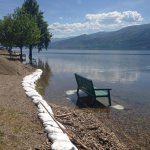Severe thunderstorm watch for Central Okanagan, increased lake level predictions