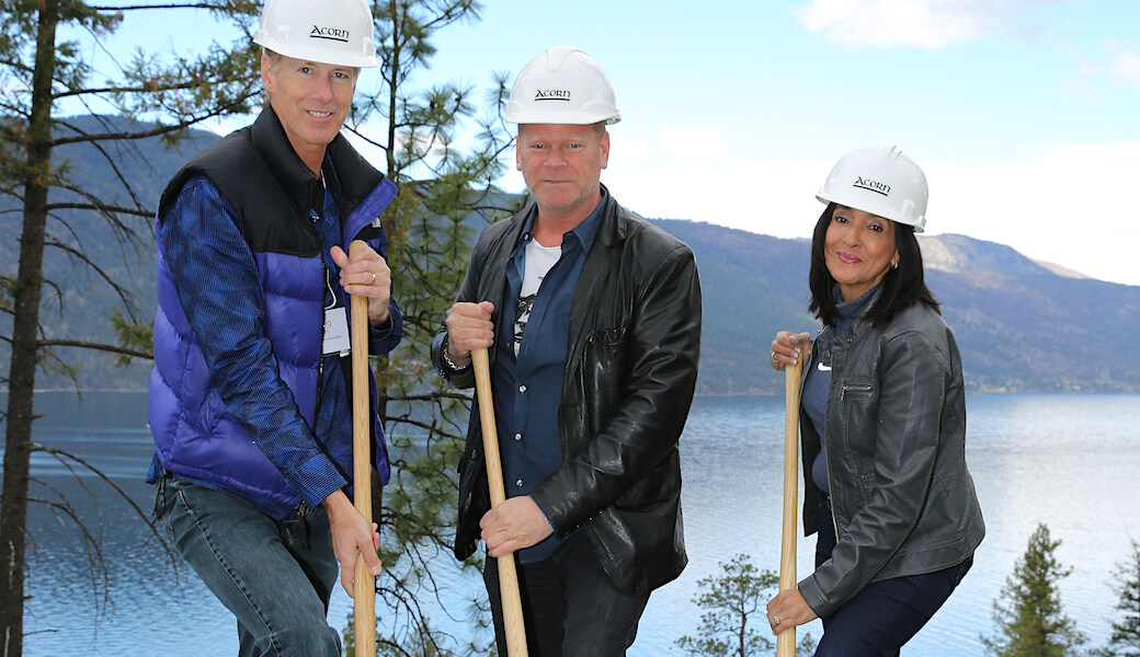 Mike Holmes gives his seal of approval to Kelowna's newest development