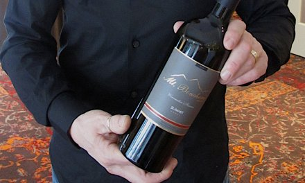 Mt. Boucherie offers limited release of Winemaker's Reserve series